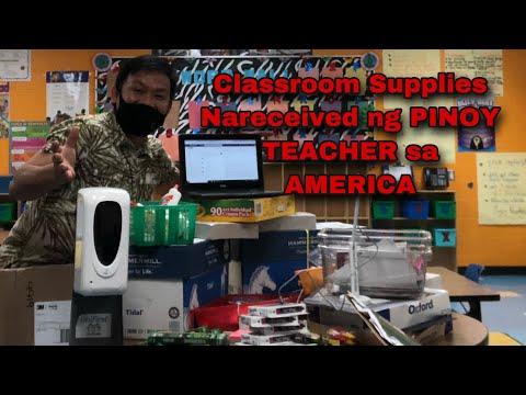 Helpful Classroom Supplies-Back to School2020-Teacher Haul#DhemSpire Vlog
