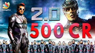 2.0 Breaks Bahubali's Pre-Business Record