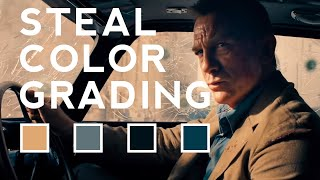 STEAL THE COLOR-GRADING From Any MOVIE or PHOTO!