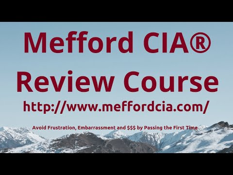 CIA Exam - How Best to Use Practice Questions in Your Studying ...