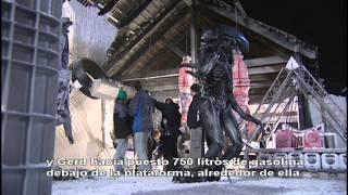 Como Se Hizo Alien Vs Predator Subtitulado En Español