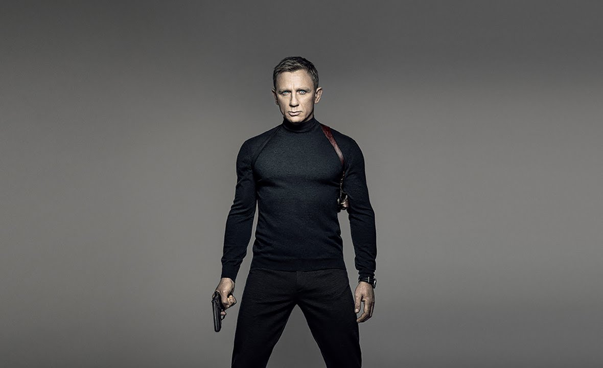 Movie Trailer:  Spectre (2015)