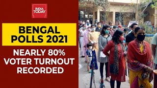 Bengal Polls 2021: Nearly 80% Voter Turnout Recorded As 1st Phase Ends; Violence In State;& More