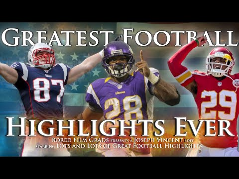 Greatest Football Highlights Ever – Volume 4