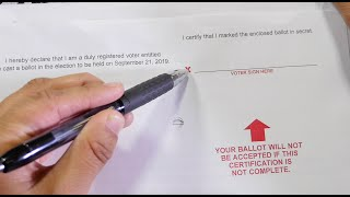How to Vote Absentee in MCN Elections