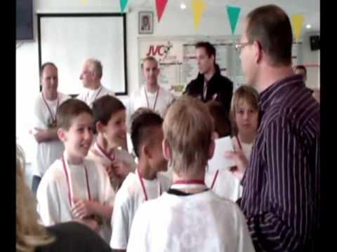 JVC Cuijk E1 kampioen - 2009-2010 - deel 6