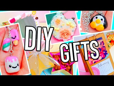 DIY Gifts Ideas! Cute & cheap presents: for BFF, parents, boyfriend… Valentine's day/Birthdays