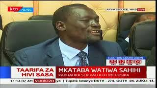 Mazungumzo katika mkutano wa serikali kuu kuhusu swala la matibabu