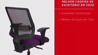 UNI - Melhor cadeira de escritório em 2020.