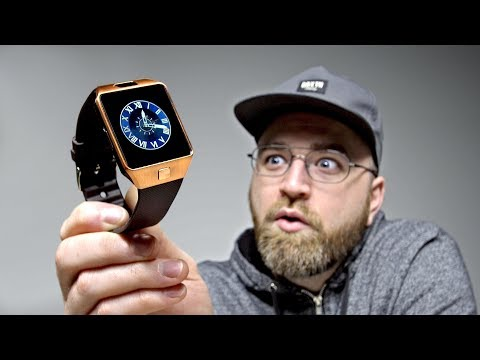 The $12 Smart Watch – Does It Suck?