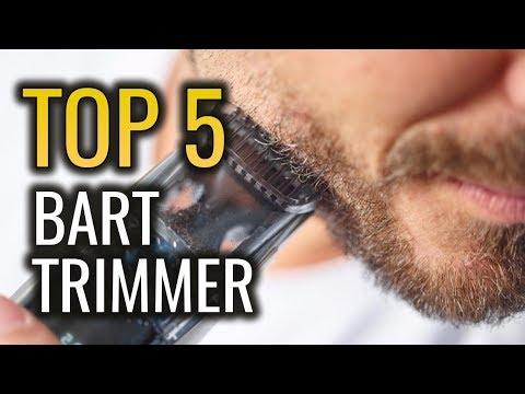 DIE 5 BESTEN BARTTRIMMER - Bartschneider Vergleich Test 2018! Siehe Videobeschreibung