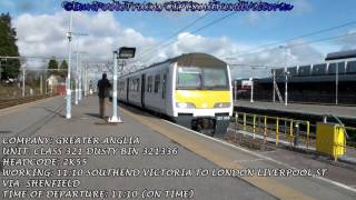 Season 8, Episode 79 - Trains at Southend Victoria station