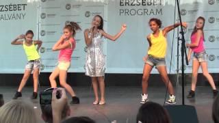 [HD] Patai Anna - Nincs határ (Budapest, Millenáris 2012-08-25)