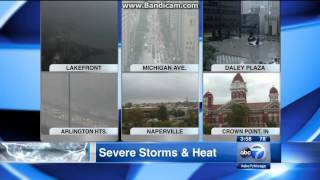 WLS ABC7 Eyewitness News at 4pm Open 8/21/2014