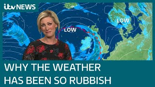 Why the UK's May weather has been a washout | ITV News