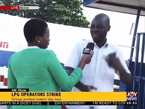 Cylinder Recirculation Module - AM Show on JoyNews (22-5-18)