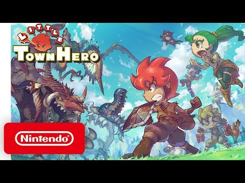 Little Town Hero - Nintendo Direct 9.4.2019 - Nintendo Switch thumbnail