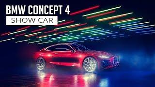 BMW Concept 4 - Show Car