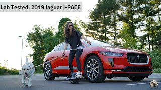 2019 Jaguar I-Pace EV400 First Edition: Andie the Lab Review
