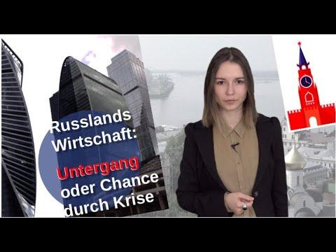 Russland: Wirtschafts-Untergang oder Chancen durch Krise? [Video]