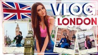 VLOG LONDON || Как мы тусили в Англии 2К17