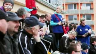 preview picture of video 'Team hvězd - reportáž z utkání SK Baťov 1930 vs. Újezdec - Těšov 22.4.2012'