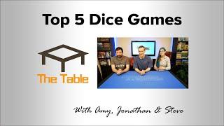 Top 5 Dice Games