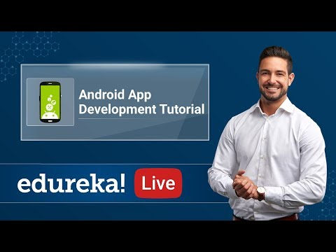 Android Live - 1 | Android App Development Tutorial For Beginners ...