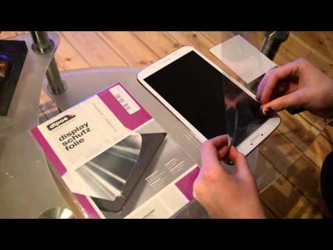 Samsung Galaxy Tab 3 8.0 Schutzfolie