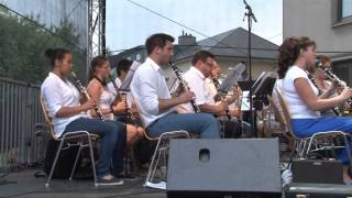 preview picture of video 'Eurofestival Schëffleng Mëttwoch de 24. Juli'