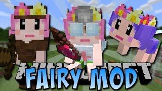 Minecraft FAIRY MOD (FEEN Mit JOBS) [Deutsch]