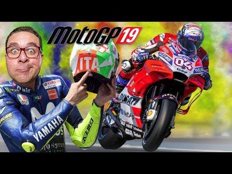 MotoGP 19 #2 | ITÁLIA AUTODROMO INTERNAZIONALE DEL MUGELLO (PORTUGUÊS)