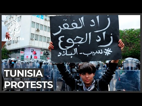 Tunisia: Protests continue against police brutality, corruption