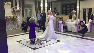 Лезгинка на свадьбе, в Алматы от [Ylfat_play]