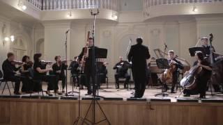 Vivaldi -  Bassoon Concerto in C minor RV480, Mikhail Urman (bassoon)