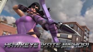 [MARVEL Future Fight] Ironheart, Medusa, and Hawkeye (Kate Bishop) join the fight!
