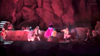 Pocahontas Scene from Disney's Fantasmic