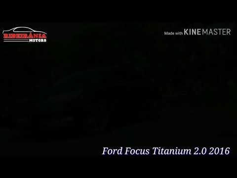 Ford Focus Titanium 2.0 2016