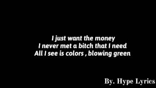 Lil Lonnie - Colors (Lyrics)