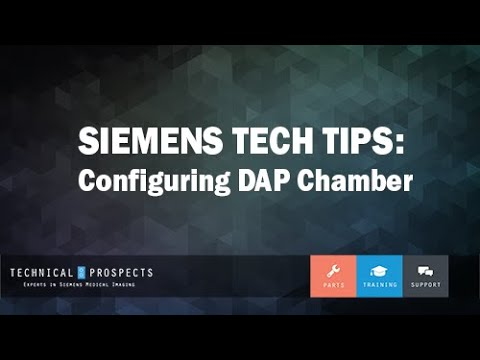 Configuring the DAP Chamber