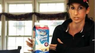 Why I Drink Almond Milk