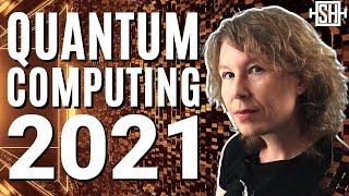 Quantum Computing: Top Players 2021
