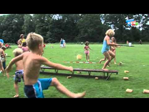 Kindervakantieweek Vierlingsbeek