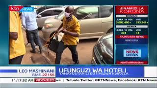 Kufunguliwa kwa hoteli: Wizara ya Afya ilitoa masharti mapya