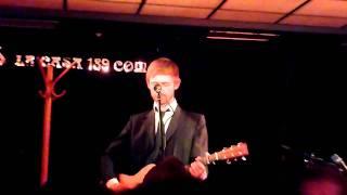 the divine comedy - perfect lovesong @ la casa 139, milano, 06/12/2010