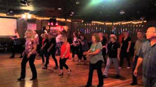 Mermaid In The Night Line Dance by Patrick Fleming @ Rockin' Ranch
