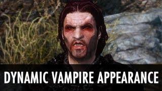 Skyrim Mod: Dynamic Vampire Appearance