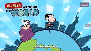 Trò chơi Mr Bean phá phách bị bà mập dí chạy ăn vàng cu lỳ chơi game lồng tiếng vui nhộn