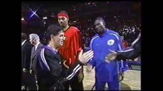 2000 NBA All-Star Game Starting Lineup Introductions