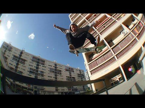 Primitive Skateboard's Rome Video